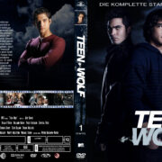 Teen Wolf: Staffel 1 (2011) R2 German Custom Cover