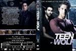 Teen Wolf: Staffel 2 (2012) R2 German Custom Cover