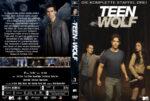 Teen Wolf: Staffel 3 (2013) R2 German Custom Cover