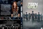 Teen Wolf: Staffel 4 (2014) R2 German Custom Cover