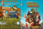 Ab durch die Hecke (2006) R2 German DVD Cover