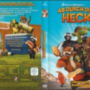 Ab durch die Hecke (2006) R2 German DVD Cover