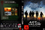 Act of Valor (2012) R2 German Custom Cover & label