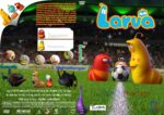 Larva (2013) R0 Custom Cover