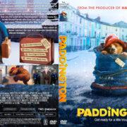 Paddington (2015) R1 Custom Cover & label