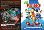 Bling (2016) R2 DVD Swedish Cover
