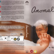 Anomalisa (2015) R2 DVD Nordic Cover