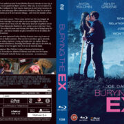 Burying The Ex (2014) R2 Blu-Ray Nordic Cover