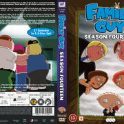 Family Guy – Season 14 (2016) R2 DVD Nordic Cover