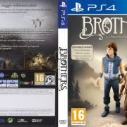 Brothers A Tale of Two Sons (2013) PS4 Italy Cover