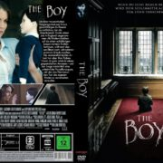 The Boy (2016) R2 GERMAN Custom Cover