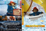 Paddington (2015) R1 Custom DVD Cover & label