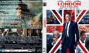 London has Fallen (2016) R1 Custom Cover & label