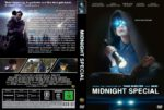 Midnight Special (2016) R2 GERMAN Custom Cover