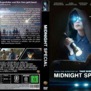 Midnight Special (2016) R2 GERMAN Custom Cover
