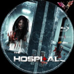 The Hospital (2013) R2 German Custom Blu-Ray Label