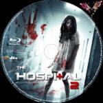 The Hospital 2 (2015) R2 German Custom Blu-Ray Label