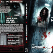The Hospital 1 & 2 (2013-2015) R2 German Custom Blu-Ray Cover & Label
