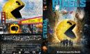 Pixels (2015) R1 Custom Cover & label
