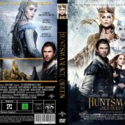 The Huntsman & The Ice Queen (2016) R2 GERMAN Custom Cover