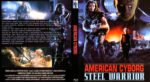 American Cyborg (1994) R1 Custom Blu-Ray Cover