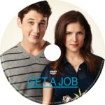 Get a Job (2016) R0 CUSTOM Label