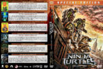 Teenage Mutant Ninja Turtle Collection (1990-2016) R1 Custom DVD Cover