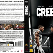 Creed (2015) R2 DVD Nordic Cover