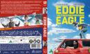 Eddie The Eagle (2016) R2 Blu-Ray Nordic Cover