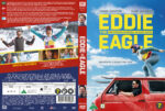 Eddie The Eagle (2016) R2 DVD Nordic Cover