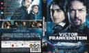 Victor Frankenstein (2015) R2 DVD Nordic Cover