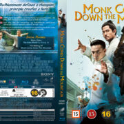 Monk Comes Down The Mountain (2015) R2 Blu-Ray Nordic Cover