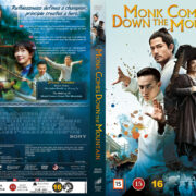 Monk Comes Down The Mountain (2015) R2 DVD Nordic Cover