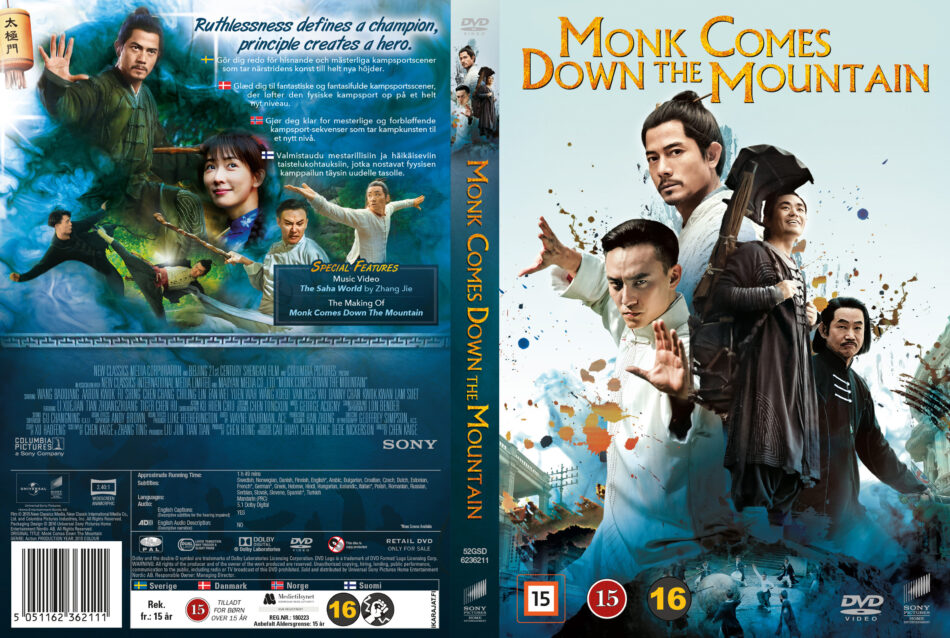 monk comes down the mountain full movie free download