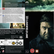 10 Cloverfield Lane (2016) R2 Blu-Ray Nordic Cover