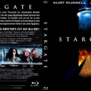 Stargate (1994) R2 German Custom Blu-Ray Cover & Label