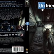 Unfriend (2016) R2 GERMAN Cover