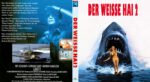 Der weisse Hai 2 (1978) R2 German Custom Blu-Ray Cover