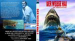 Der weisse Hai 4 (1987) R2 German Custom Blu-Ray Cover & label