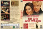 So wie wir waren (1973) R2 German DVD Cover