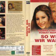 So wie wir waren (1973) R2 German DVD Cover