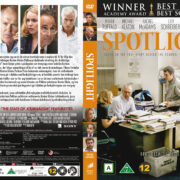 Spotlight (2015) R2 DVD Nordic Cover