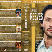 Keanu Reeves Film Collection – Set 1 (1985-1986) R1 Custom Covers