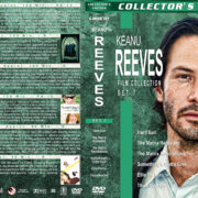 Keanu Reeves Film Collection – Set 7 (2001-2005) R1 Custom Covers