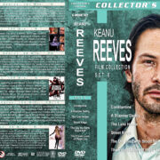 Keanu Reeves Film Collection – Set 8 (2005-2009) R1 Custom Covers