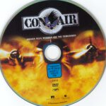 Con Air (Special Edition) (1997) R2 German DVD Label