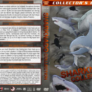 Sharknado Collection (2013-2016) R1 Custom Cover