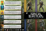 Teenage Mutant Ninja Turtle Collection (1990-2016) R1 Custom Cover