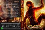 The Flash Staffel 1 Deja-Box (2014) R2 German Custom Cover