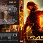 The Flash Staffel 1 Deja-Box (2014) R2 German Custom Cover